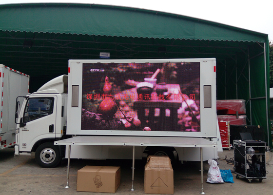 LED Mobile Billboard